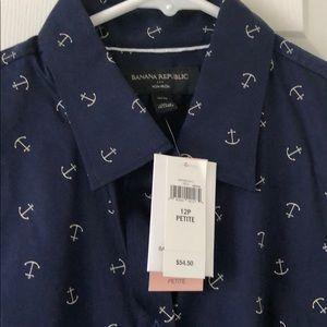 12P non iron shirt